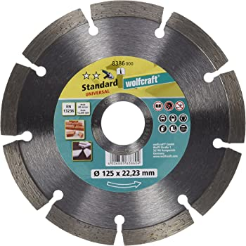 Sandstone /& More 115mm//4.5 Pack of 10 DTW x10 Professional Universal Diamond Blade Cutting Disc for General Concrete Brick
