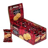Deals on 22-Pk Walkers Shortbread Rounds Shortbread Cookies Snack Packs