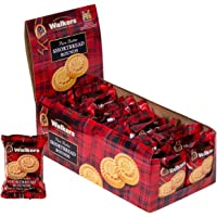 22-Pack Walkers Pure Butter Rounds Shortbread Cookies 1.2 Ounce