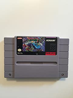 Super Nintendo Teenage Mutant Ninja Turtles