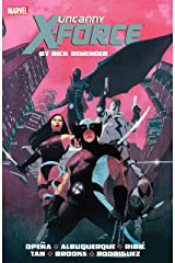 Uncanny X-Force by Rick Remender: The Complete Collection Vol. 1: The Complete Collection Volume 1 (Uncanny X-Force (2010-2012)) Kindle Edition