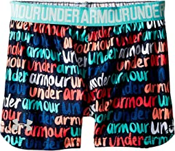 Under Armour Kids Brushmark Play Up Shorts (Little Kids)
