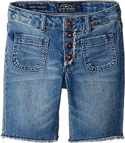 Lucky Brand Kids - Vera Long Shorts (Big Kids)