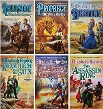 Elizabeth Haydon Symphony of Ages 6 Book Set: Rhapsody / Prophecy / Destiny / Requiem for the Sun / Elegy for a Lost Star...