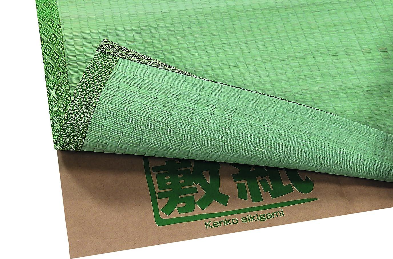 復讐コーラス特徴づける大島屋 敷紙 健康敷紙 6帖 3枚入 1枚あたり 約101×380cm