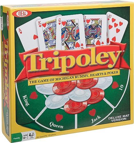 suministramos lo mejor Ideal Ideal Ideal Tripoley Deluxe Mat Edition Juego de Cartas  precios ultra bajos