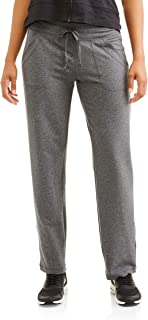 Women's Knit Lounge Pant with Pockets(Regular and Plus)