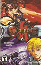 Guilty Gear X2 Instruction Booklet (Sony PlayStation 2 PS2 Game Manual User's Guide only - NO GAME)