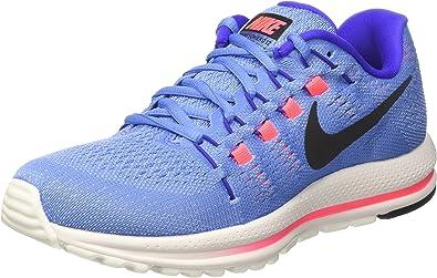 Nike Wmns Air Zoom Vomero 12, Chaussures de Course Femme, Bleu ...