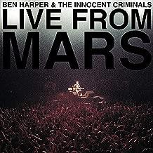 Ben Harper & The Innocent Criminals: Live From Mars (180g) Vinyl 4LP