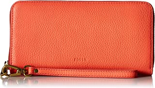 Fossil Womens Wallet, Lava - SL7153826