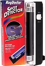 Rug Doctor Spot Detector, Finds Tough Stains Using Ultra-Violet Light, Use on Carpet Floors, Hardwood, Tile, Furniture, and More