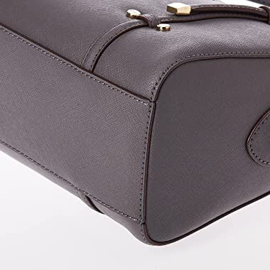 DKNY Bo SM Barrel Handbag Charcoal