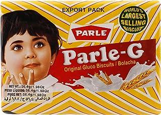 PARLE Glucose Biscuits, 56.4 gm