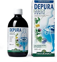 Supplement Depura Max Strong 500 ml Estimated Price : £ 16,80