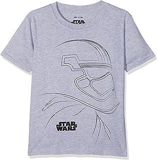 STAR WARS Boy's Trooper Outline T-Shirt