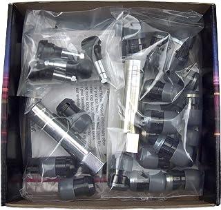 McGard 65557BK Black SplineDrive Wheel Installation Kit (M12 x 1.5 Thread Size) - for 5 Lug Wheels