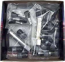 McGard 65557BK Chrome/Black SplineDrive Wheel Installation Kit (M12 x 1.5 Thread Size) - for 5 Lug Wheels