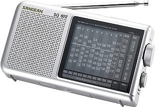 Sangean SG-622 AM / FM /SW 1-10 Compact World Band Receiver