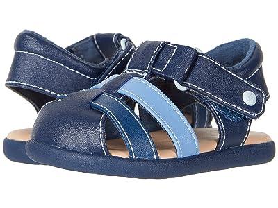 UGG Kids Kolding (Infant/Toddler) (Navy) Kids Shoes