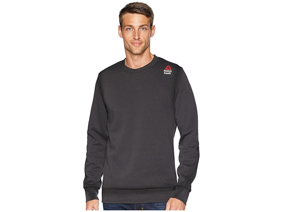Reebok CF Fleece Crew (Grey) Men
