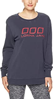 Lorna Jane Women's Varsity Sweat Top