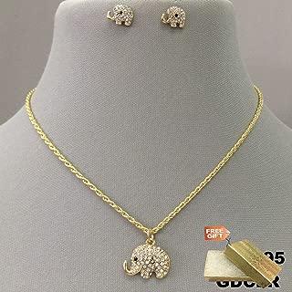Bohemian Style Silver Finish Dainty Chain Brown Arrowhead Pendant Necklace