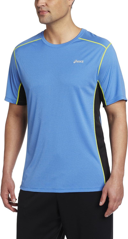 ASICS Men's Fujitrail Short Sleeve Shirt