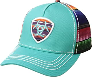 Ariat Womens Serape Logo Shield Ball Cap