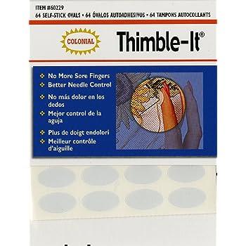 Colonial Needle Ultra Thimble 8//Pkg SM700