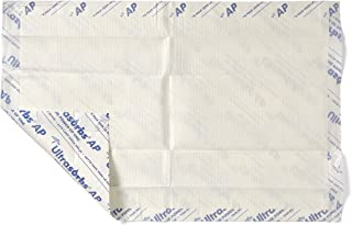Medline Ultrasorbs AP Drypads, Super Absorbent Disposable Underpad, 23 x 36 inches, 10 Count (Pack of 7), Great for use as Bed pad Protector, Furniture Protection, Incontinence Care
