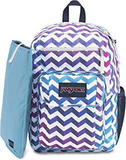 Digital Student Laptop Backpack, Shadow Chevron