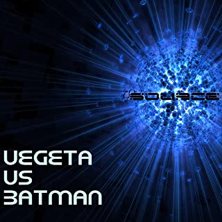 Vegeta Vs Batman Rap Battle