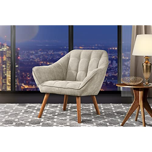 Wood Accent Chairs Amazon Com