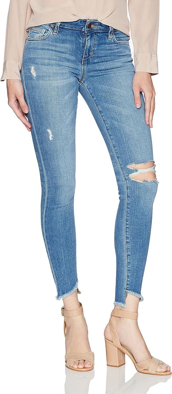 Joe's Jeans Womens Blondie Midrise Skinny Ankle Jean