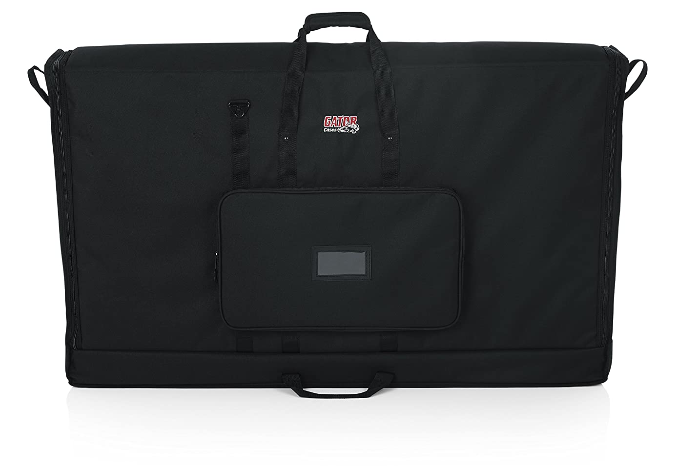 Gator Cases Padded Nylon Carry Tote Bag for Transporting LCD Screens, Monitors and TVs; Fits 50