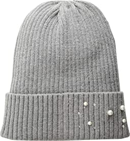 Pearls and Stones Sleek Beanie