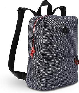 شيرباني أدالين، حقيبة ظهر شبكية من النايلون، حقيبة ظهر صغيرة، حقيبة ظهر مدرسية، حقائب عصرية للنساء تناسب تابلت 25.4 سم