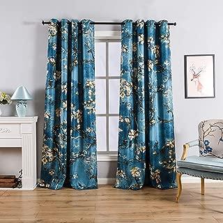 Best plum blossom curtains Reviews