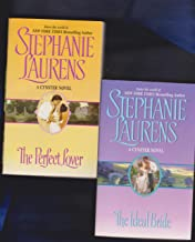 Stephanie Laurens, Cynster 2 Book Set (The Ideal Bride, The Perfect Lover)