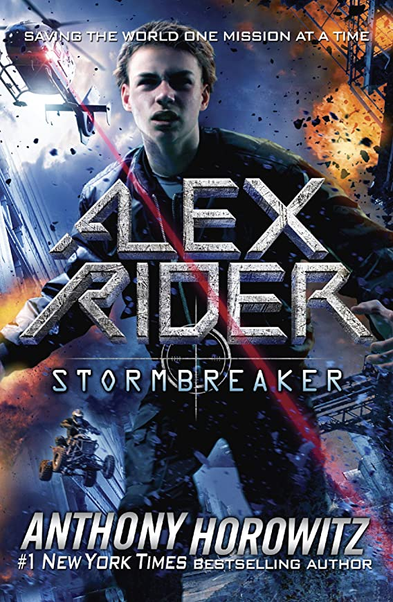 ラック倒産故国Stormbreaker (Alex Rider Book 1) (English Edition)