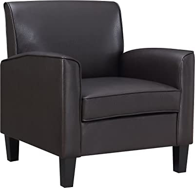 Amazon.com: Great Deal Furniture 217639 Luther Fabric and ...
