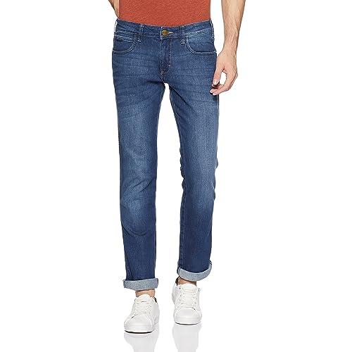 48980fc4 Men's Wrangler Jeans: Buy Men's Wrangler Jeans Online at Best Prices ...