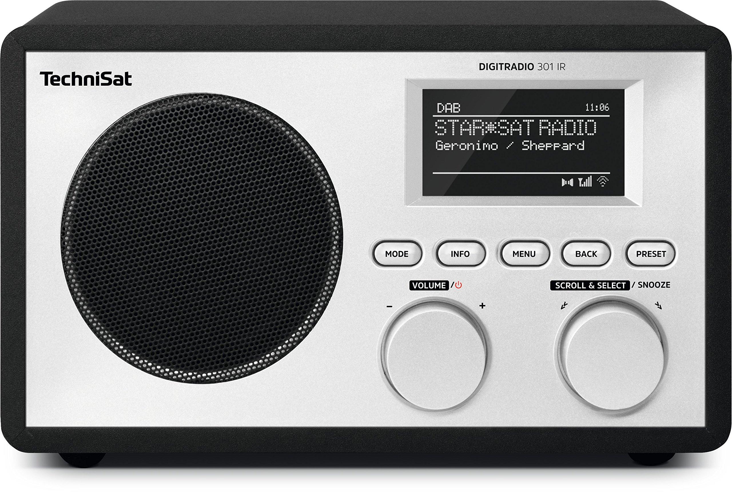 TechniSat Digit - Radio (Internet, Digital, Dab,Dab+,UKW, 16,16-16 MHz,  16-16 MHz, 16 W)