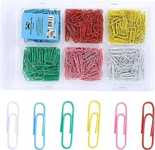 Mr. Pen- گیره های کاغذی ، 1.3 اینچ ، 450 بسته ، گیره های کوچک کاغذی ، گیره های کاغذی رنگی ، گیره ها ، کلیپ های کاغذی ، گیره های کاغذی ، گیره های اداری ، گیره های کاغذی برای دفتر ، گیره های کاغذی ، گیره های کاغذی کوچک ، رنگی