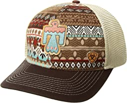 Ariat - Aztec Thunderbird Patch Ball Cap