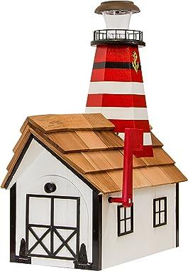 Assateague Lighthouse Mailbox