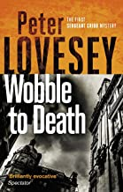Wobble to Death (Sergeant Cribb Book 1)