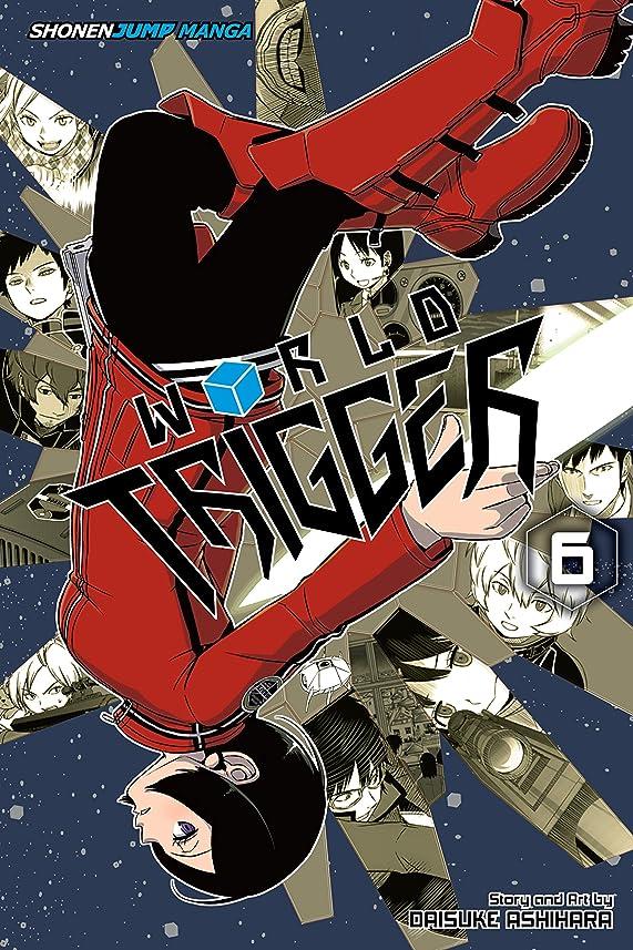 津波不機嫌そうな告白World Trigger, Vol. 6 (English Edition)
