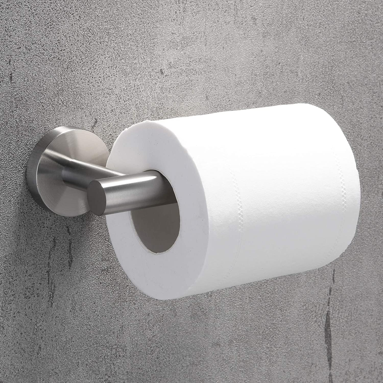 Black Mliaocuk Bathroom Paper Towel Dispenser Toilet Paper Holder Tissue Roll Hanger Home Bath Ekbotefurniture Com